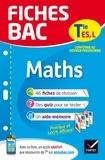 Laurent Darré - Fiches bac Maths Tle ES, L - fiches de révision   Terminale ES, L.