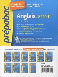 Anglais LV1 & LV2 1re 2de Tle  Edition 2018