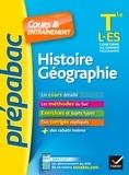 Elisabeth Brisson et Christophe Clavel - Histoire-Géographie Tle L-ES - Cours & entraînement.