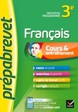 Christine Formond et Louise Taquechel - Français 3e - Prépabrevet Cours & entraînement - cours, méthodes et exercices progressifs.
