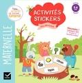 Florence Doutremépuich et Françoise Perraud - Activités stickers vocabulaire - Maternelle Grande Section 5-6 ans.