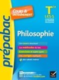 Patrick Ghrenassia et Pierre Kahn - Philosophie Tle L, ES, S - Prépabac Cours & entraînement - cours, méthodes et exercices de type bac (terminale L, ES, S).