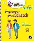 Bernard Revranche et Daniel Daviaud - Programmer avec Scratch - Cycle 4 5e/4e/3e, s'initier à l'algorithme et à la programmation.