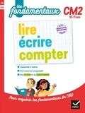 Jean-Claude Landier et Ginette Grandcoin-Joly - Lire, écrire, compter CM2.