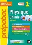 Joël Carrasco et Gaëlle Cormerais - Physique-Chimie spécialité 1re S.