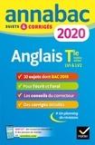 Jeanne-France Bignaux et Ceri Deparis - Anglais Tle LV1 et LV2 - Sujets et corrigés.