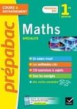 Michel Abadie et Annick Meyer - Maths spécialité 1re générale.