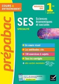 Denis Martin et Séverine Bachelerie-Marteau - Spécialité SES 1re.