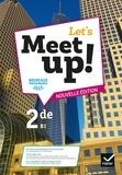 Erwan Gouraud - Let's Meet up ! Anglais 2nde B1.