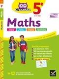 Gérard Bonnefond et Daniel Daviaud - Maths 5e - cahier d'entraînement et de révision.