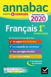 Hélène Bernard et Sylvie Dauvin - Français 1re technologique - Sujets et corrigés.