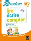 Véronique Anderson et Lucie Domergue - lire, écrire, compter CE2.