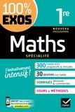 Sophie Barache et Fabrice Barache - Maths (spécialité) 1re - Exercices résolus - Première.