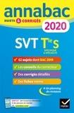 Jacques Bergeron et Jean-Claude Hervé - Annales Annabac 2020 SVT Tle S - sujets et corrigés du bac   Terminale S.