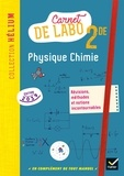 Karine Médina-Moretto et David Dauriac - Physique Chimie 2nde - Carnet de labo.