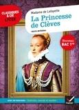 """Madame de Lafayette - La Princesse de Clèves - Avec le parcours """"Individu, morale et société""""."""