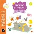 Marie-Françoise Mornet - Cherche et trouve - Lettres, chiffres, couleurs et formes PS.