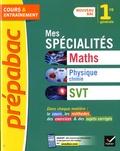 Michel Abadie et Joël Carrasco - Mes spécialités 1re générale.