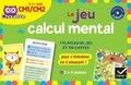 Lucie Domergue et Muriel Iribarne - Le jeu du calcul mental CM1/CM2 - Avec un plateau de jeu et 120 cartes.