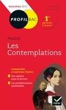 Paul Gaillard et Arnaud Laster - Profil - Hugo, Les Contemplations - toutes les clés d analyse pour le bac (programme de français 1re 2019-2020).