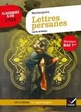 Montesquieu - Lettres persanes (Bac 2020).
