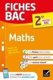 Hervé Kazmierczak et Christophe Roland - Fiches bac Maths 2de - nouveau programme de Seconde (2020-2021).