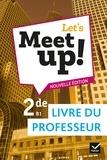 Erwan Gouraud - Anglais 2de Let's Meet up! - Livre du professeur.