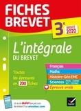 Bernard Demeillers et Pascal Bihouée - L'intégrale du brevet 3e.