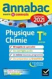 Jérôme Fréret et Julien Moncany - Physique Chimie Spécialité Tle générale - Sujets et corrigés.