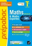 Michel Abadie et Jacques Delfaud - Spécialité Maths et option Maths expertes Tle générale.