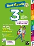 Sandrine Aussourd et Laurence Lamarche - Tout savoir 3e Spécial brevet.