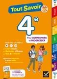 Sandrine Aussourd et Laurence Lamarche - Tout savoir 4e.