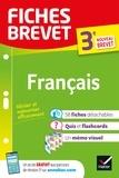 Sylvie Dauvin - Fiches brevet Français 3e - fiches de révision pour le nouveau brevet.