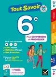 Marjorie Champetier et Rémy Georges - Tout savoir 6e - Tout en un - cours, méthodes et exercices dans toutes les matières.