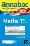 Hervé Kazmierczak et Christophe Roland - Annales du bac Annabac 2021 Maths Tle générale (spécialité) - sujets & corrigés nouveau bac.