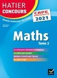 Roland Charnay et Michel Mante - Mathématiques Tome 2 - CRPE 2021 - Epreuve écrite d'admissibilité.