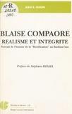 """Jean R. Guion et Stéphane Hessel - Blaise Compaoré - Réalisme et intégrité. Portrait de l'homme de la """"Rectification"""" au Burkina Faso."""