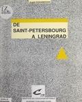Anaïd Donabédian - De Saint-Petersbourg à Leningrad.