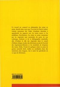 Raconter en prose. XIVe-XVIe siècles
