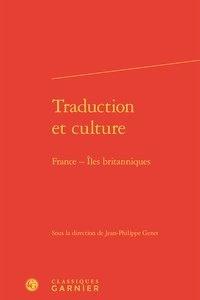 Jean-Philippe Genet - Traduction et culture - France - Iles britanniques.