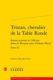Mary Beth Winn - Tristan, chevalier de la Table Ronde Tome 2 : .