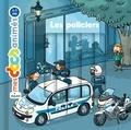 Stéphanie Ledu et Stéphane Frattini - Les policiers.