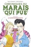Paul Stewart et Chris Riddell - Chroniques du marais qui pue Tome 5 : Le vampire suceur de pouces.