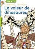 Gérard Moncomble et Christophe Merlin - Les enquêtes fabuleuses de FFF, le fameux Félix File-Filou Tome 6 : Le voleur de dinosaures.