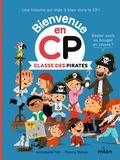 Annabelle Fati et Thierry Manès - Classe des pirates.