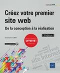Christophe Aubry - Créez votre premier site web - De la conception à la réalisation.