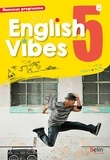 Rebecca Dahm et Carine Marty - English Vibes 5e A2-B1.