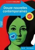 Virginie Manouguian - Douze nouvelles contemporaines.
