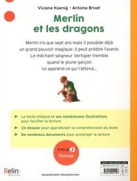 Merlin et les dragons. Cycle 2
