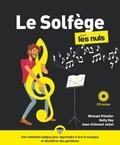 Michael Pilhofer et Holly Day - Le Solfège pour les Nuls.